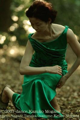 live 舞踏: KEIKO SHIBATA